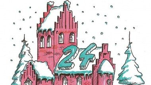 Juleaften i Vognsild Kirke