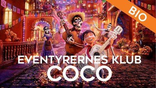 Eventyrernes klub: Coco