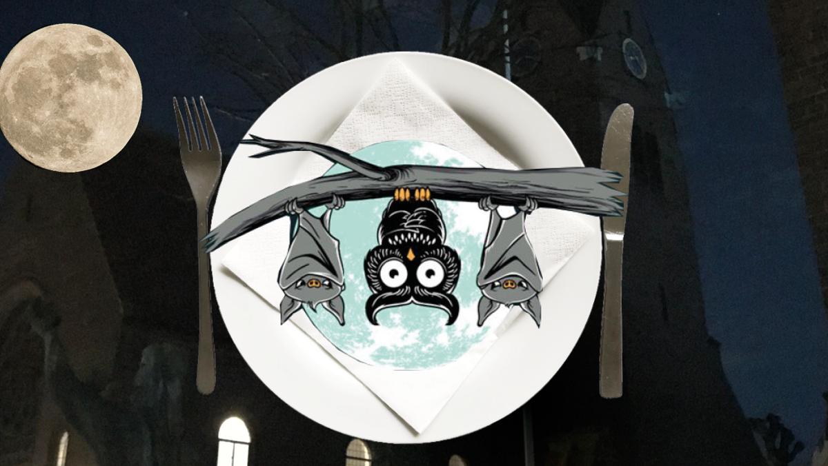 Halloween for Krudtugler og Kirkemus