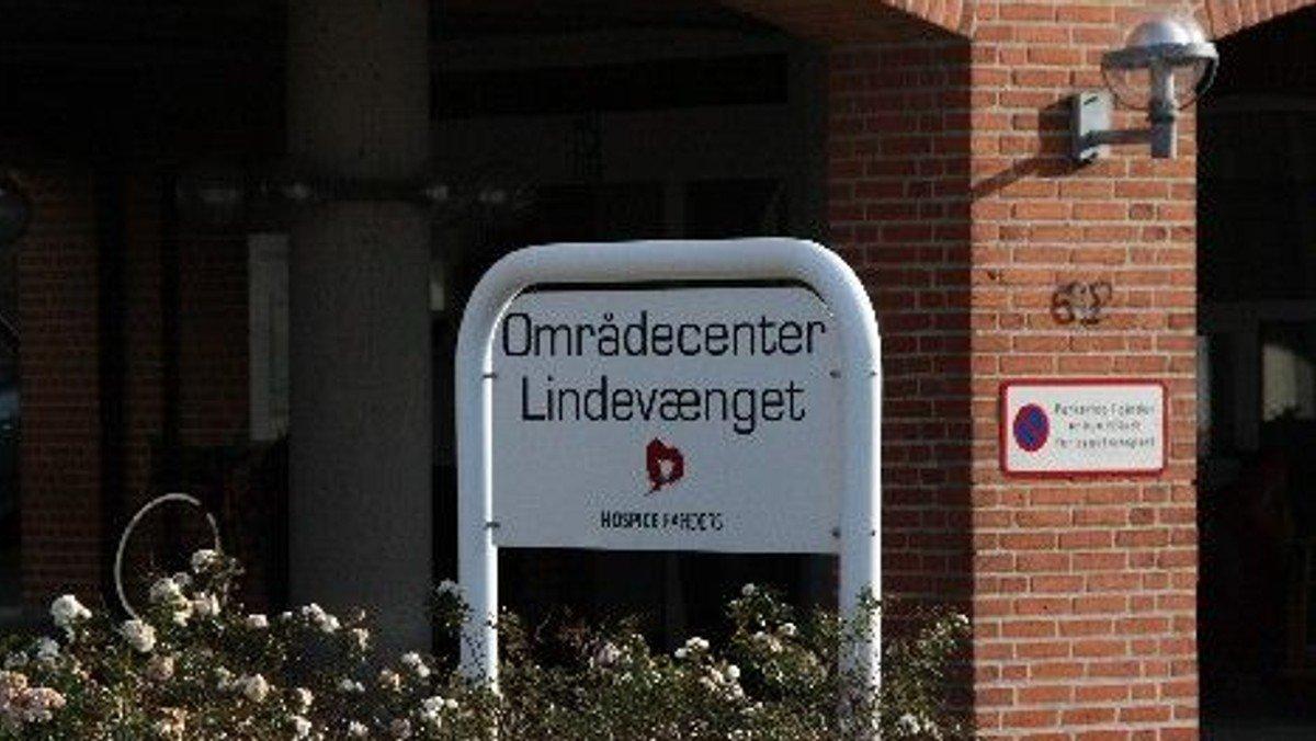 Plejehjemstjeneste på Lindevænget