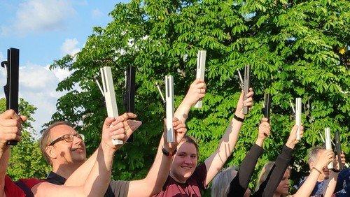 CHIMES: Einfach Klingen - Ein Workshop mit zauberhaften Glockentönen