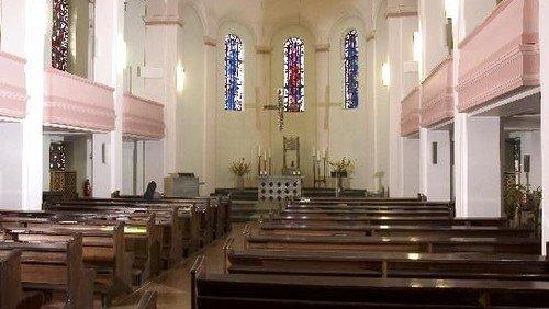 Gottesdienst Kapelle des St.-Joseph-Krankenhauses (Kopie)