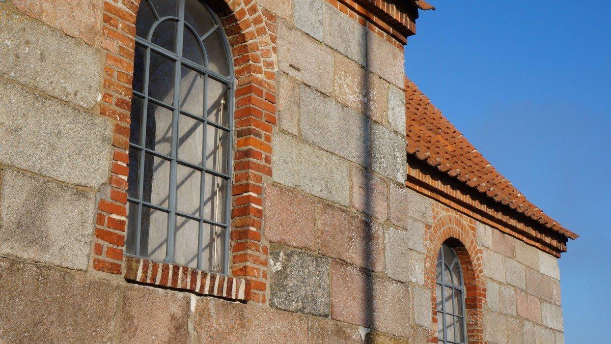 Gudstjeneste i Rostrup kirke