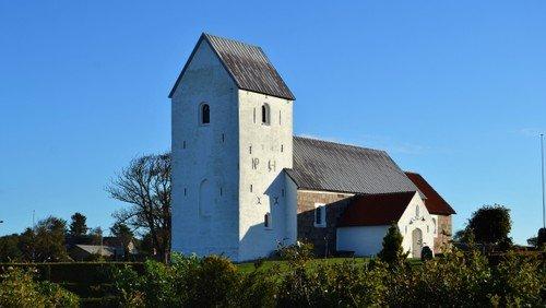 Fyraftensgudstjeneste i Strandby Kirke
