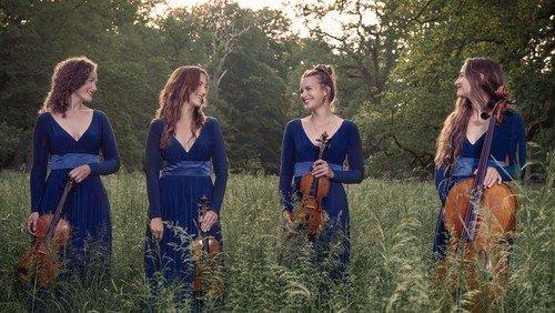 Kammermusikdage 2021: Nightingale String Quartet
