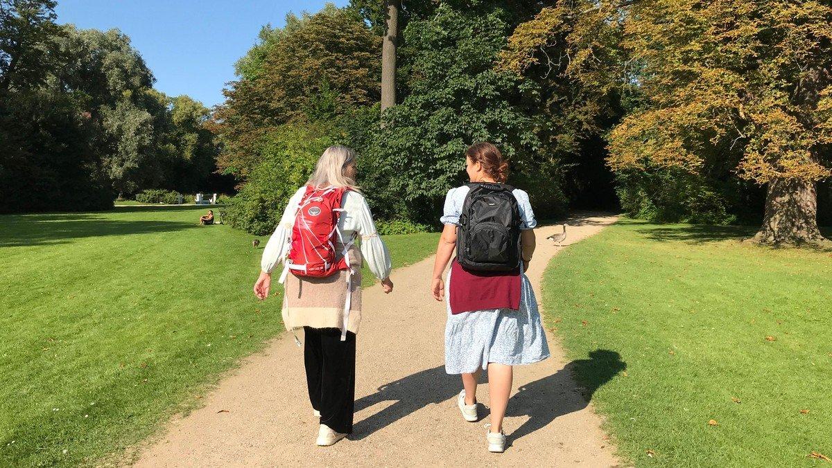 Stressfri Have – Pilgrimsvandring med plads til sårbarhed