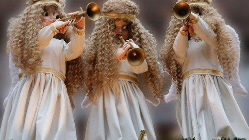 Julemusikgudstjeneste med kor i Rostrup kirke