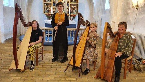 Julekoncert med Odense Musikskole