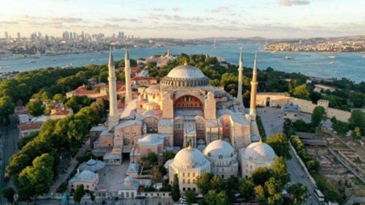 Højskoleeftermiddag om Hagia Sophia
