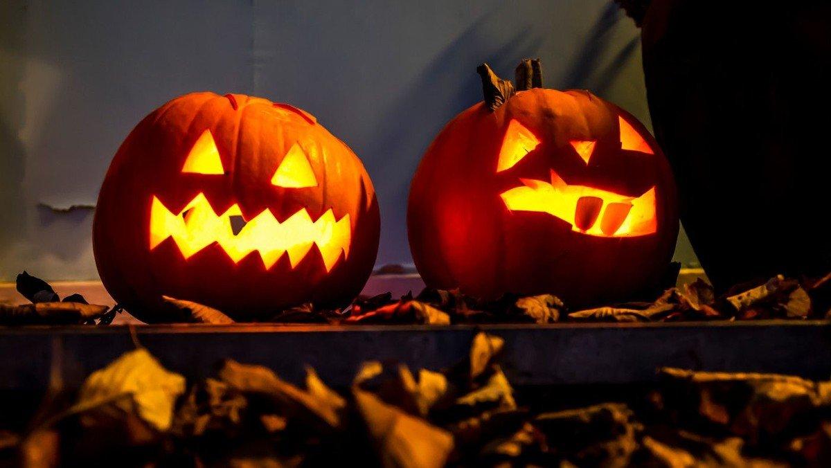 Halloween - familiegudstjeneste i Ørsted kirke med efterfølgende spisning i sognegården