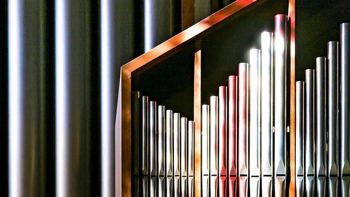Orgelkonzert mit Sabine Rosenboom an der Schuke-Orgel   Kirchenmusik