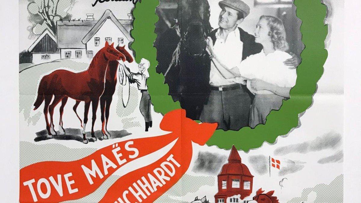 Danmark i 50'erne - mellem krig og velfærd