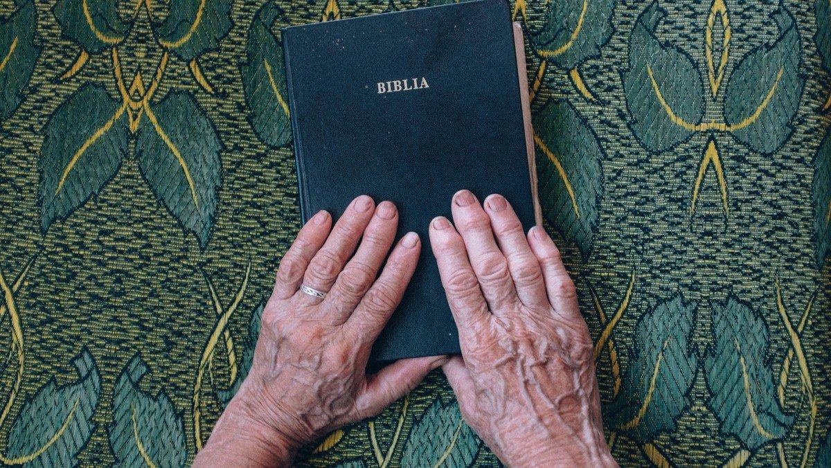 Kirken besøger Ældrecenteret