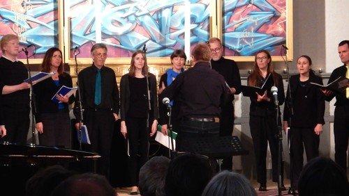 Lucia koncert med AmaCantus
