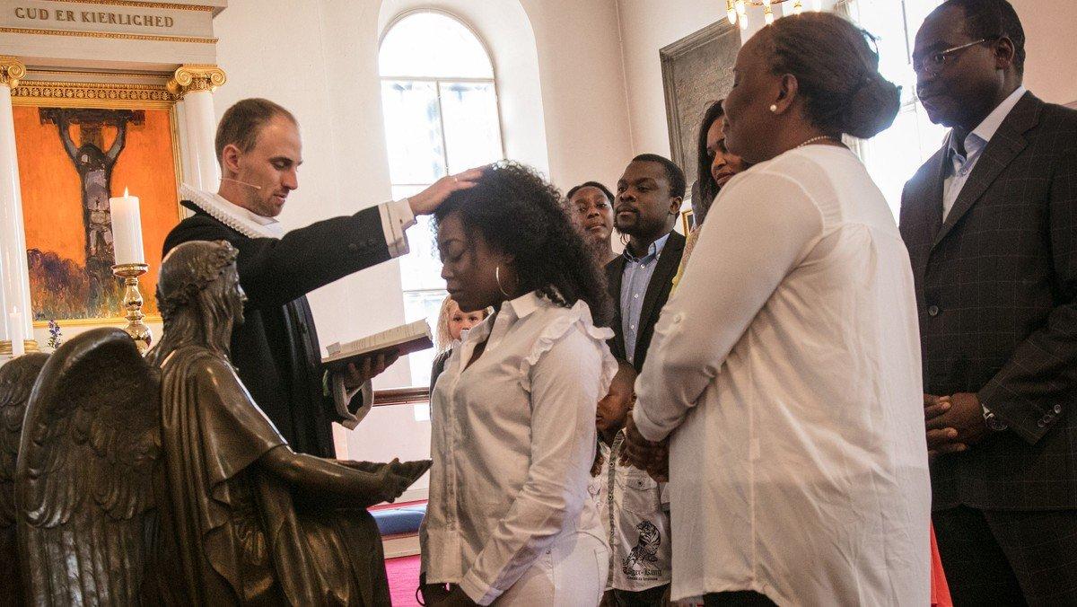 Drop-in Dåb i Lyng Kirke
