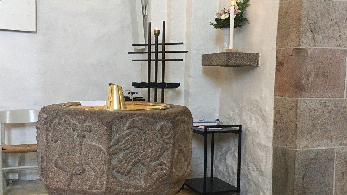DÅB Svenstrup kirke