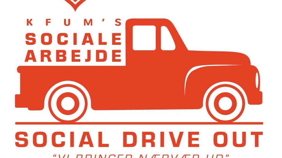 Social Drive Out ved Sognehuset i Voldby