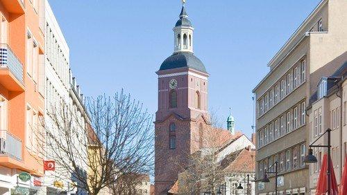 Kinder-Kirchen-Samstag in St. Nikolai: HALLO LUTHER!