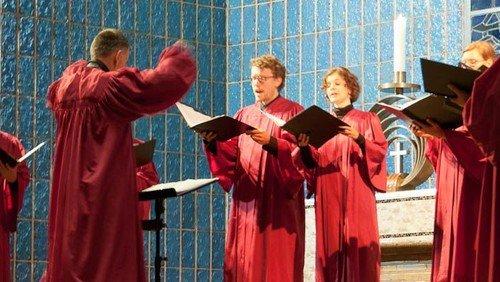 NoonSong mit Chormusik von Tschaikowski und Esenvalds