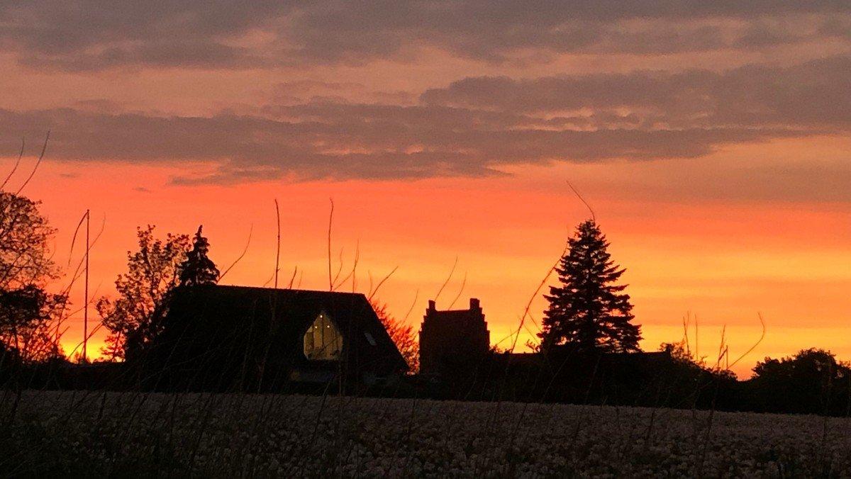 Aftengudstjeneste Valløby Kirke