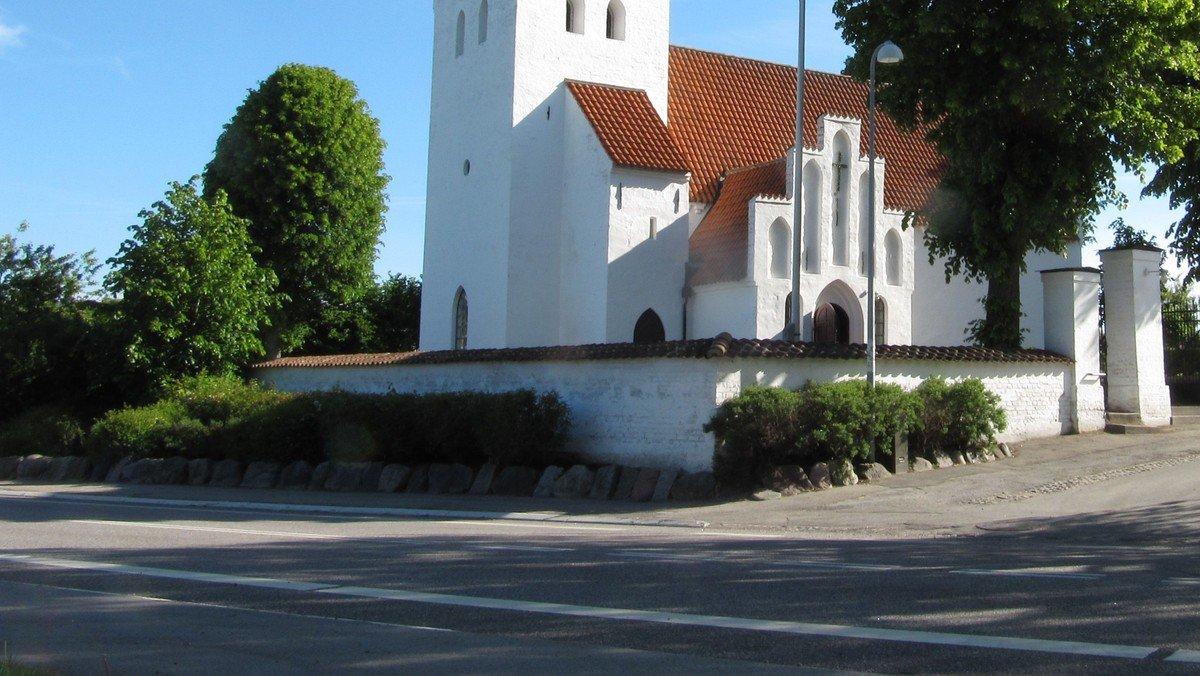 Allehelgensgudstjeneste St. Tårnby kirke