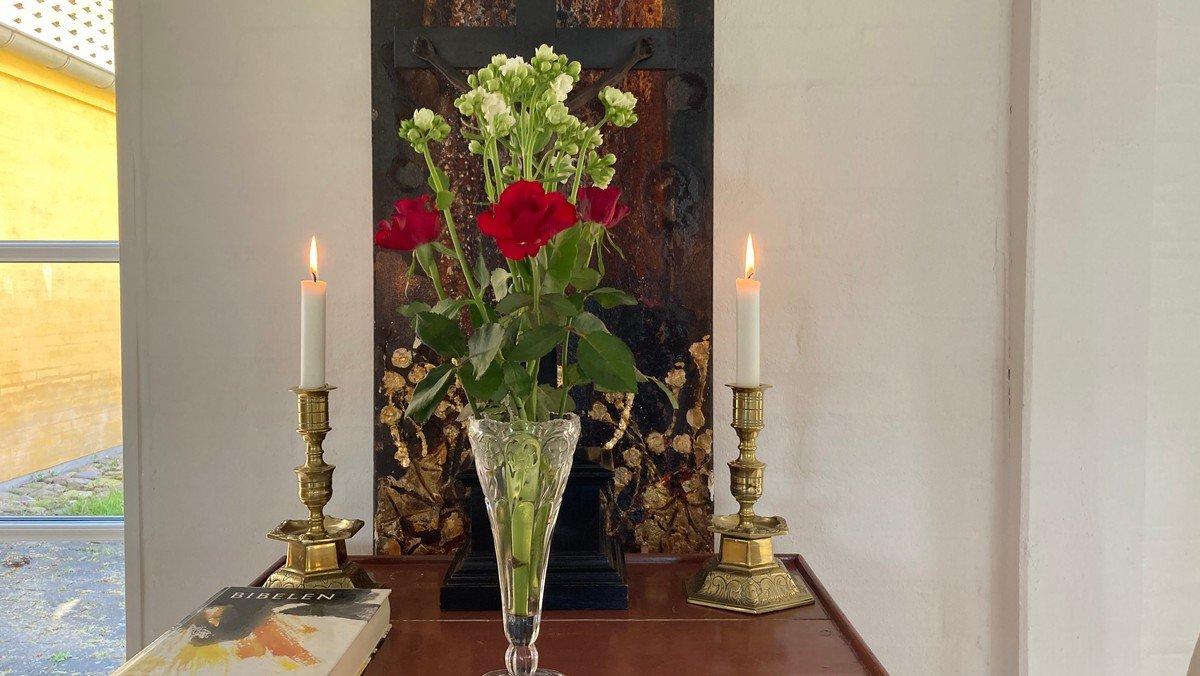 Allehelgensgudstjeneste Strøby Kirkeladen