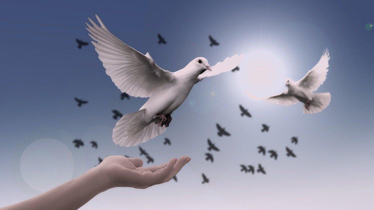 Friedensandacht