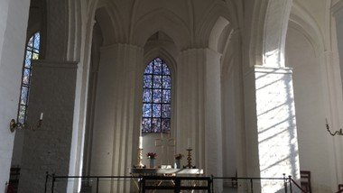Pilgrimsandagt v. Elizabeth Knox-Seith