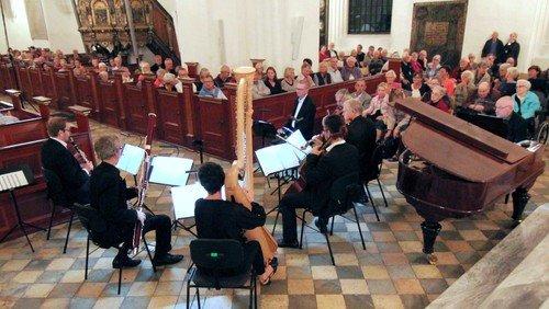 På rejse med Bach