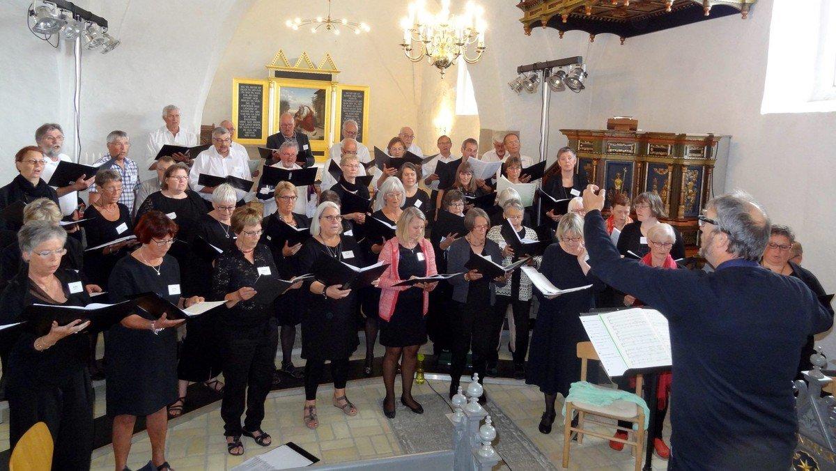 Koncert med Fjerritslev Bykor