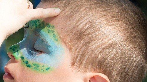 Børnefest - hygge og aktiviteter på Maria Kirkeplads