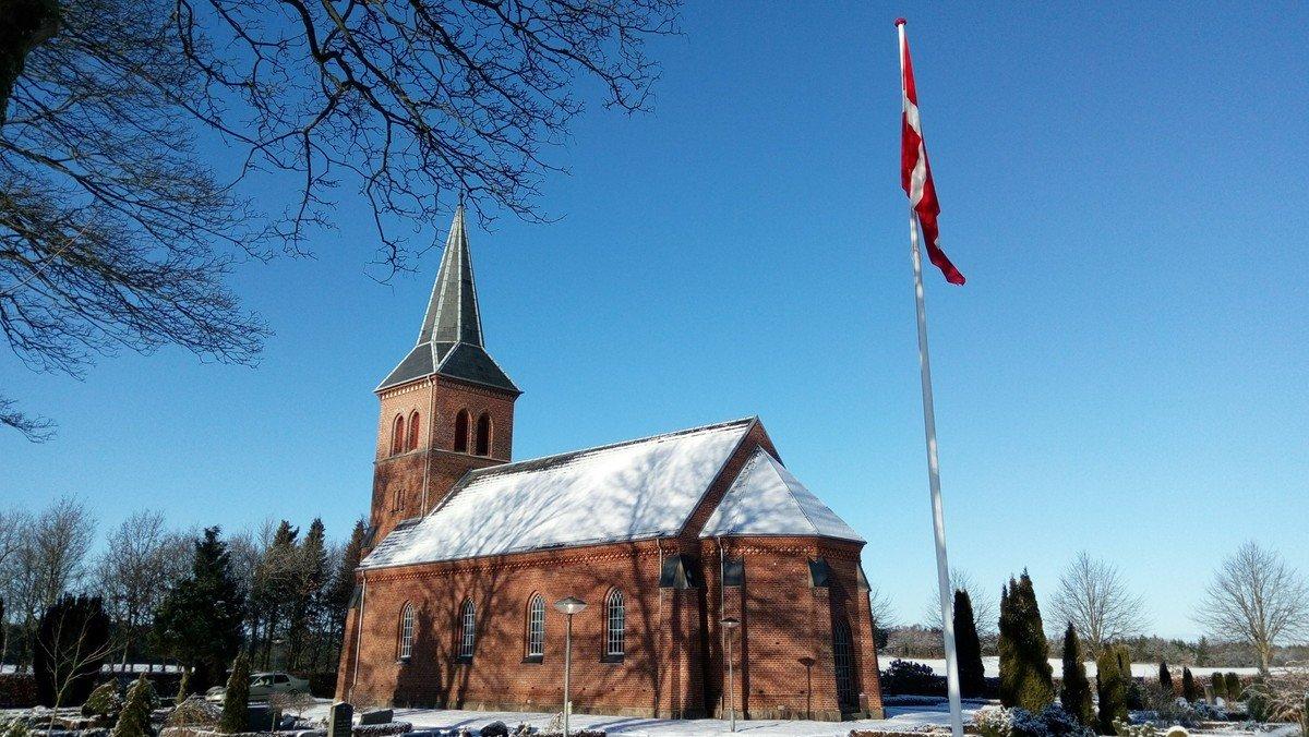 Risengrød og julesange i Brande Kirke