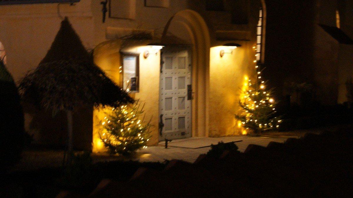 Julegudstjeneste Valløby Kirke