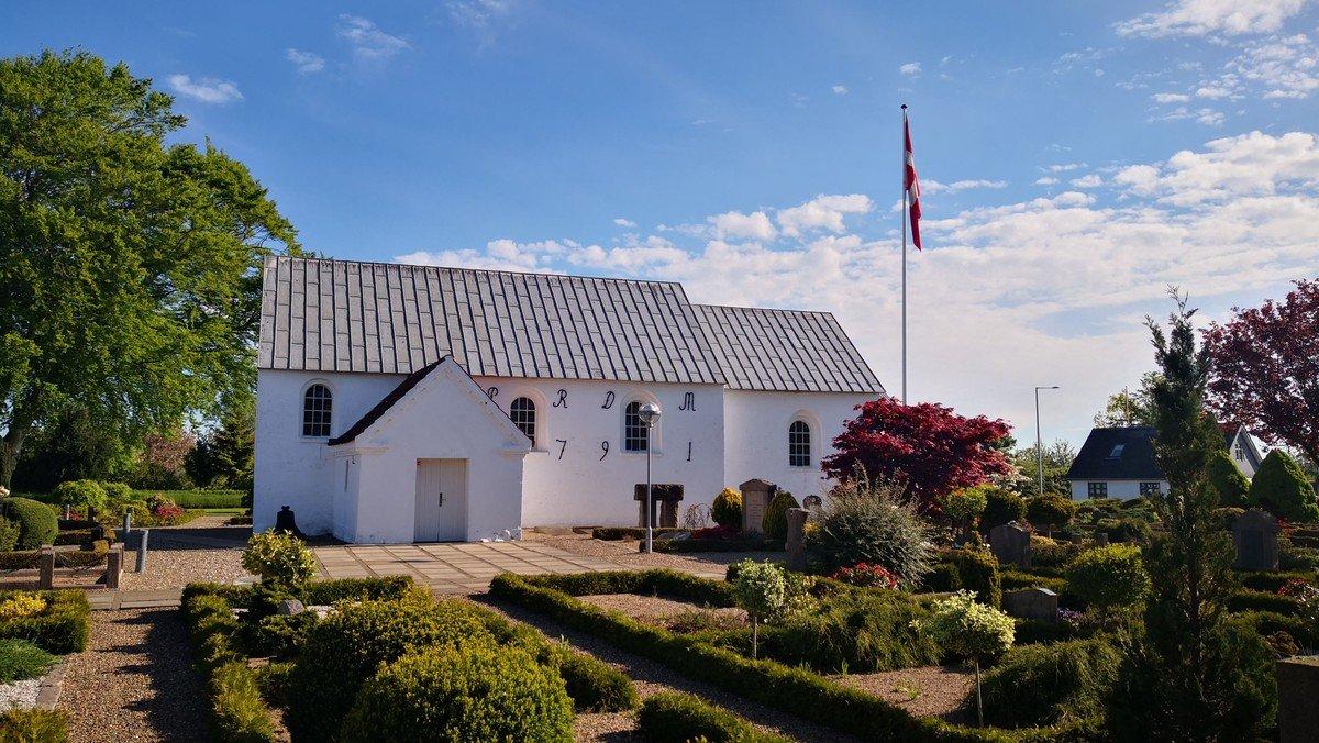 Allehelgensgudstjeneste i Ørum Kirke