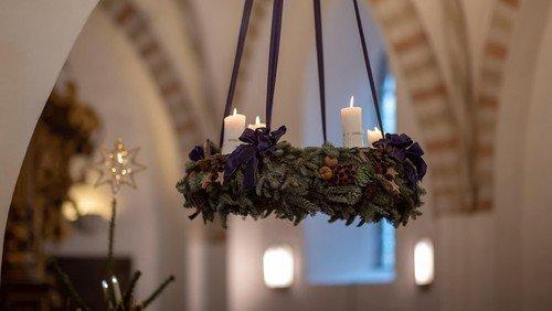 Højmesse  1 sønd. i Advent