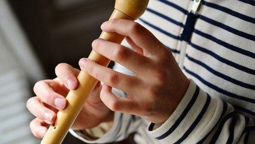 Flötenkurse für Kinder - Anfänger