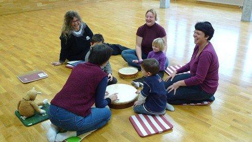 Singen, Spielen, Bewegen - Juli/Aug-Kinder