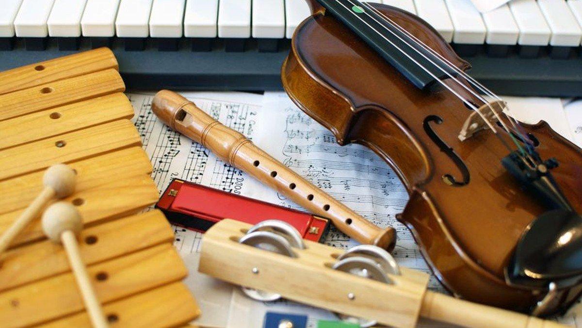Musikalische Früherfahrung in Lichtenrade