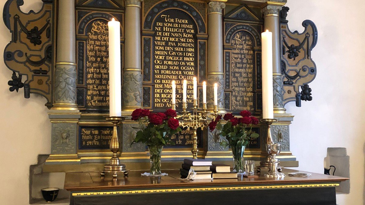Gudstjeneste 20. søndag efter Trinitatis