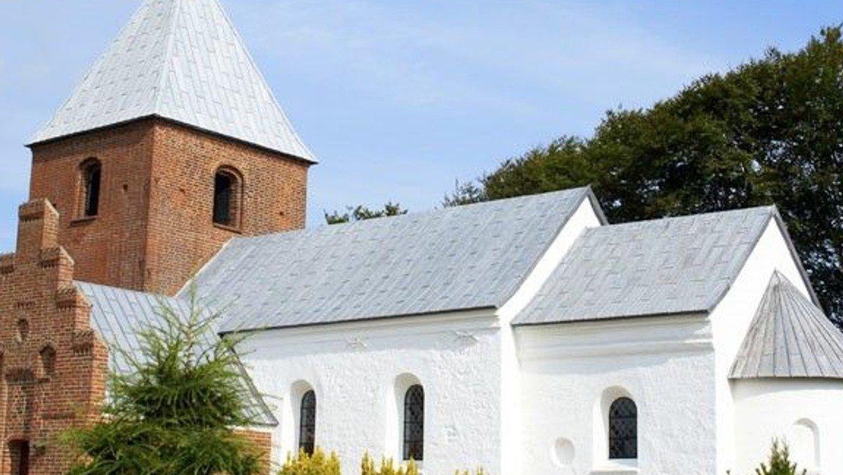 Kirkehøjskole i Skivholme kirke og sognegård