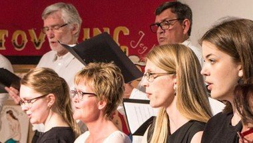 Koncert med Det Danske Kammerkor