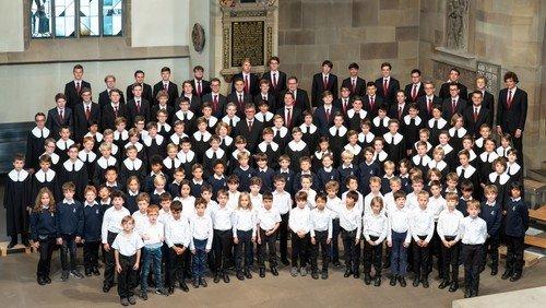 Konzert Hymnus-Chorknaben Stuttgart