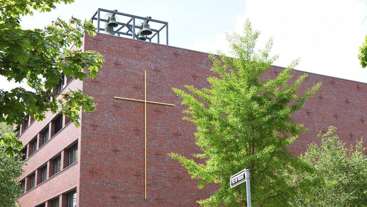 Staffelübergabe Versöhnungskirche