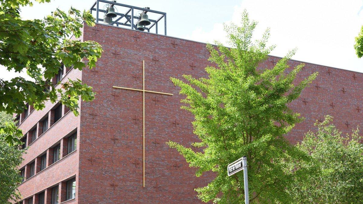 Abschied von der Versöhnungskirche