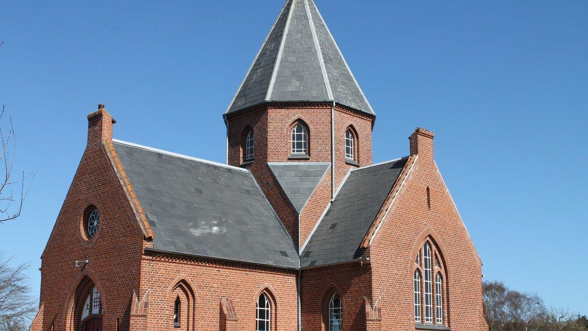 Musikgudstjeneste Øster Hurup kirke