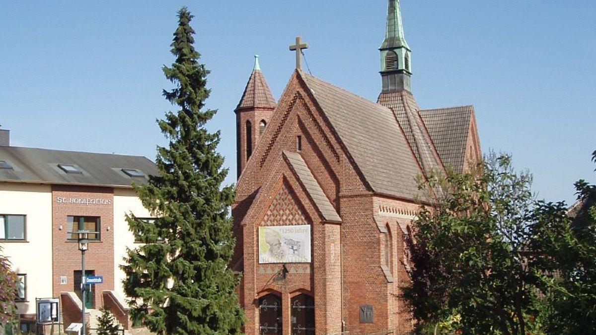 Bergen - Hl. Messe zur Marienwallfahrt