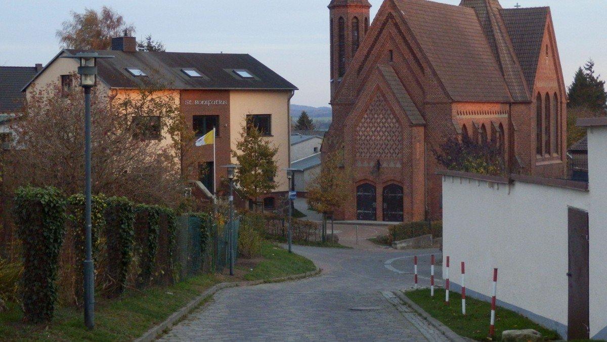 Bergen - Hl. Messe zum Patronatsfest