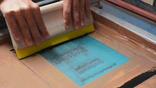 Grundlagenworkshop Siebdruck für Menschen ab 16 Jahren    generationsübergreifend