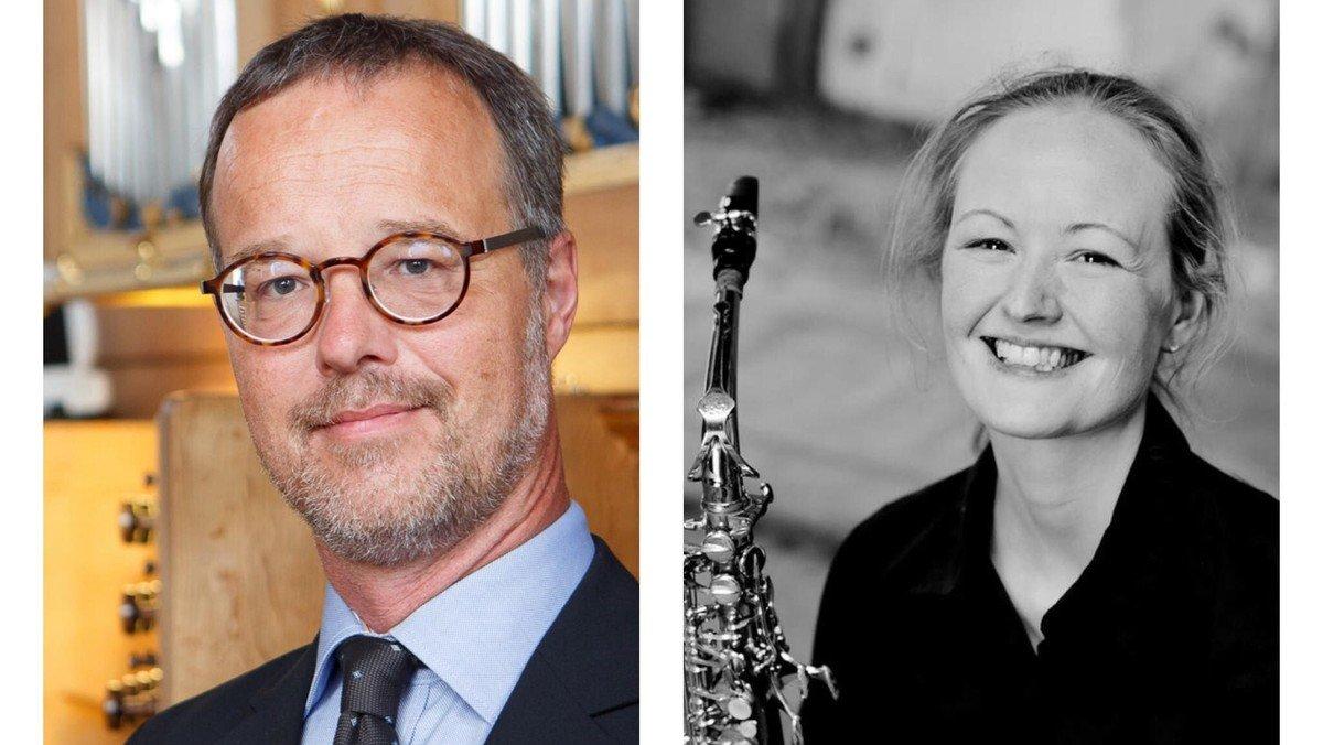 Koncert med Peter Schüsler og Pia Munch
