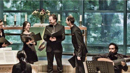 Leonardo da Vinci als Musiker: Ein szenisches Konzert in der Kirche Am Lietzensee